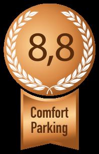 schiphol bronze comfort Parking