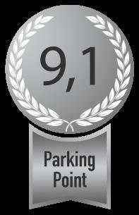 schiphol silver Parking point