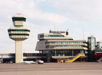 Parken Flughafen Berlin Tegel