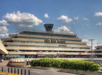 Parken Flughafen Köln