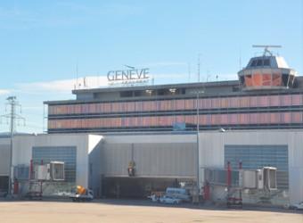 Parken Flughafen Genf