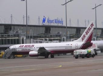 Parken Flughafen Nürnberg