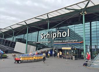 Parken Flughafen Amsterdam
