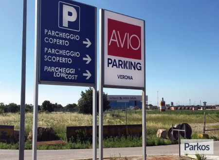 Avio Parking (Paga online) foto 5