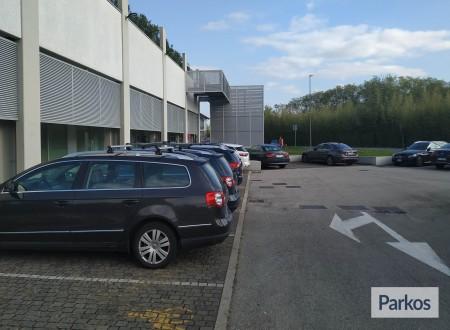 Park & Fly BHR Treviso Hotel (Paga online) foto 5