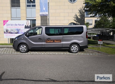 Carpark Bayern Hallbergmoos foto 1