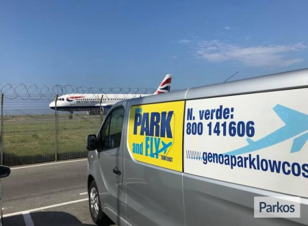 Genoa Park and Fly Low Cost (Paga online) foto 1