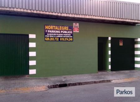 Parking Hortalegre (Paga online) photo 2