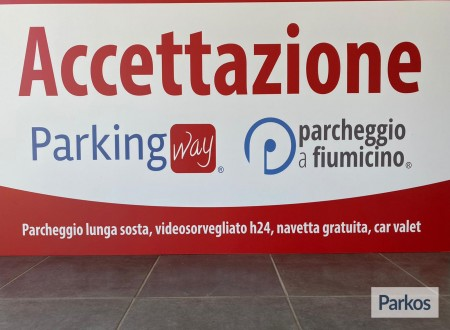 Parcheggio a Fiumicino (Paga in parcheggio) foto 1