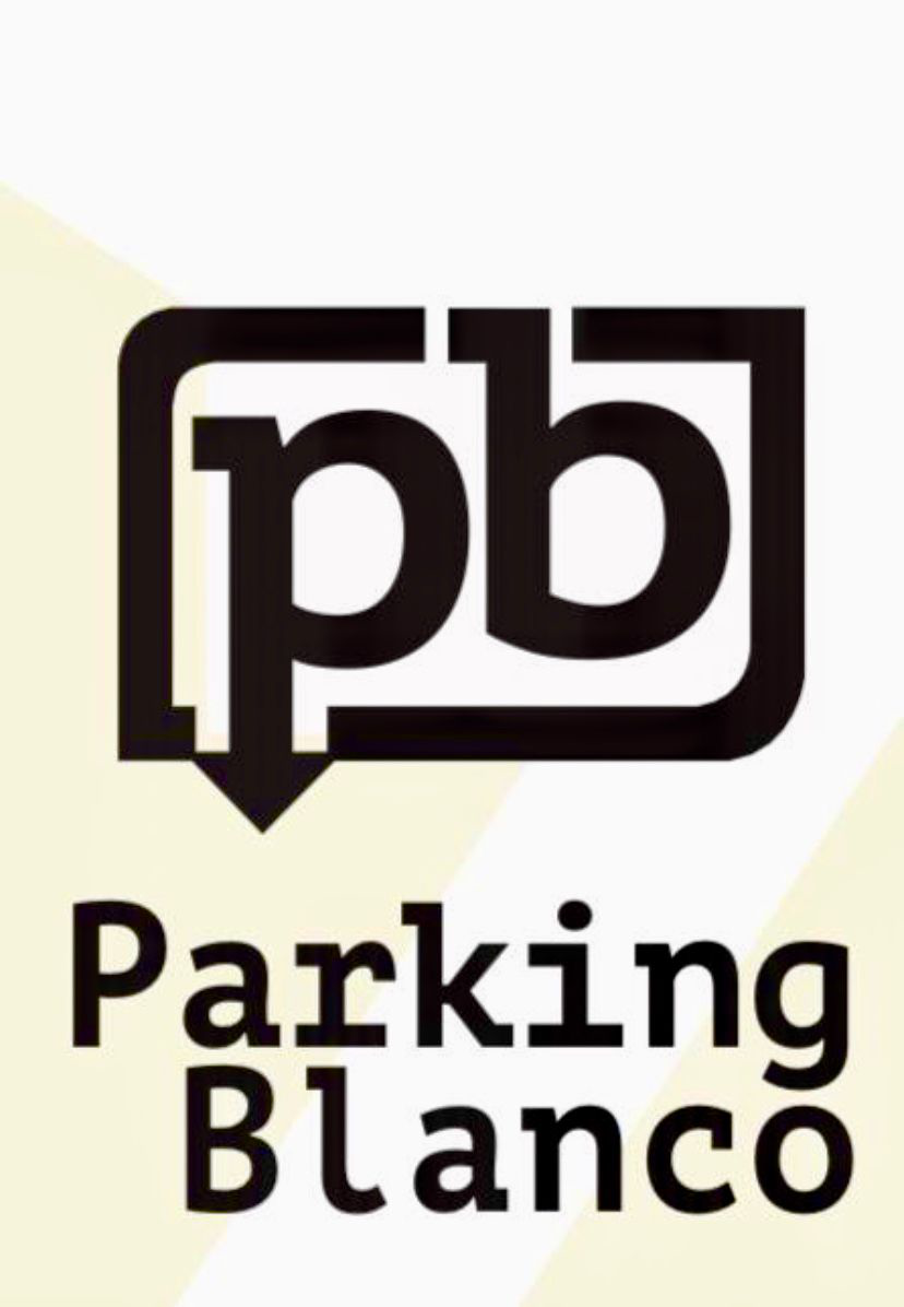 Parking Blanco Barcelona